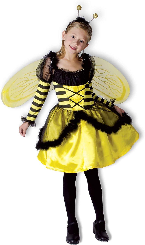 Humatt Perkins - Disfraz de abeja para niña (51042): Amazon.es ...