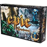 Tiny Epic Kingdoms Strategy Board Game: A Small Box 4X Fantasy Game