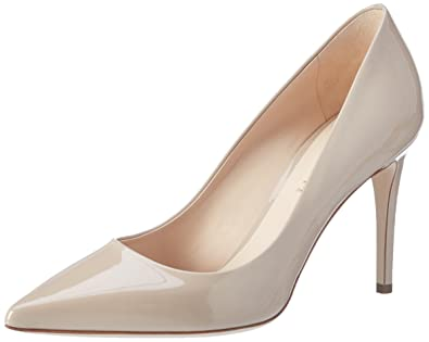 premium selection 87ee8 e0782 Dei Mille Women's's Paul-90 Closed-Toe Pumps Beige (Nude ...