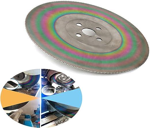 "10/"" HSS High Speed Steel Circular Saw Blade Cutting Disc For Pipe 250x1.2x32mm"