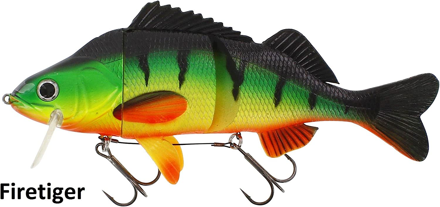 Westin Percy The Perch 200mm Real Swimbait Low Floating