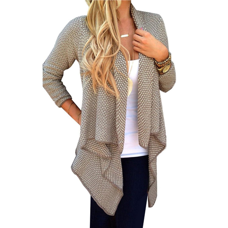Women Warm Cardigan Wensltd Womens Jacket Coat Outwear Tops