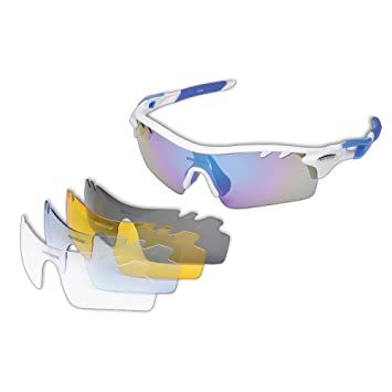 sports sunglasses with interchangeable lenses  Amazon.com : KastKing Coso Polarized Sport Sunglasses, 5 Color ...