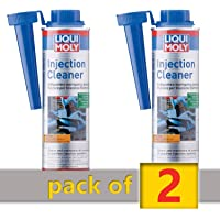 Liqui Moly Fuel Injection Cleaner Add to Fuel 300 ml (2 pcs)