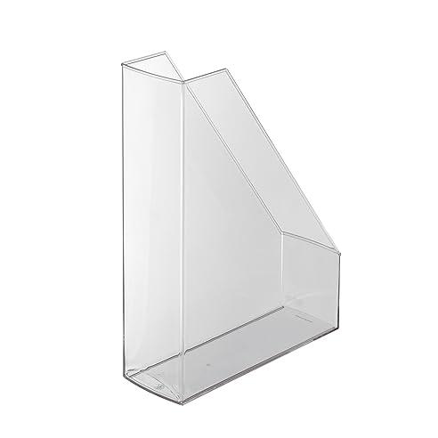 Stehsammler kunststoff  Herlitz 1966811 Stehsammler A4-C4 hochglanz transparent, glasklar ...