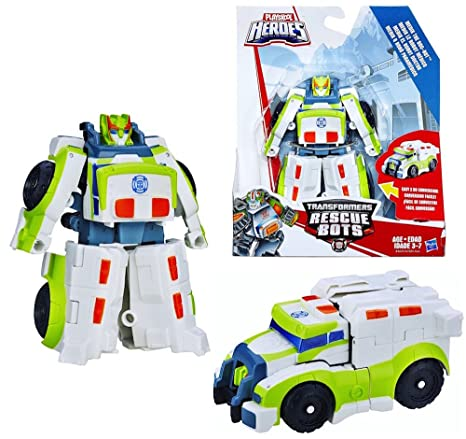Amazon Com Medix The Robot To Ambulance Playskool Heroes