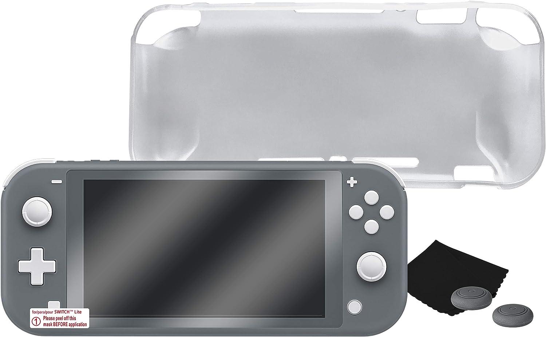 Ardistel - Blackfire Protection Gamer Kit Tpu para Switch Lite ...