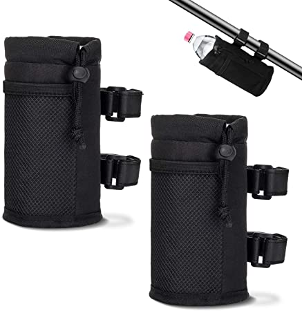 Twist Tie Cup Holder for Roll Bag and Scale Holders