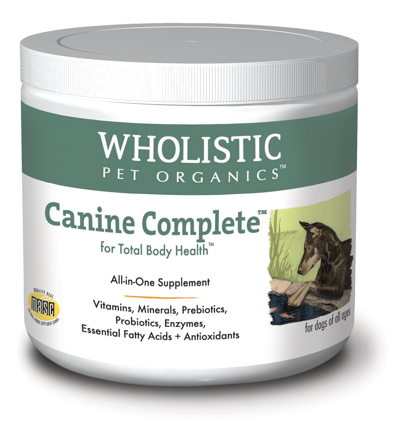 Wholistic Canine Complete 18 lbs. by Wholistic Pet Organics