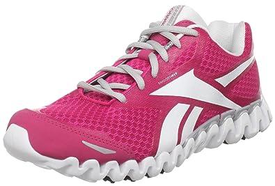 Reebok Women's Premier ZigFly SE Running Shoe, Overtly Pink/White/Pure  Silver,
