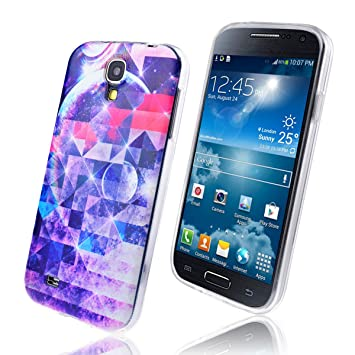 welov ECASE para Samsung Galaxy S4 Mini I9190 Soft TPU ...