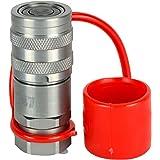 Stainless Steel Enerpac GA-Series Gauge Adaptor 3//8 Male x 3//8 Female Thread 71mm Length 1//2 NPTF Gauge Port