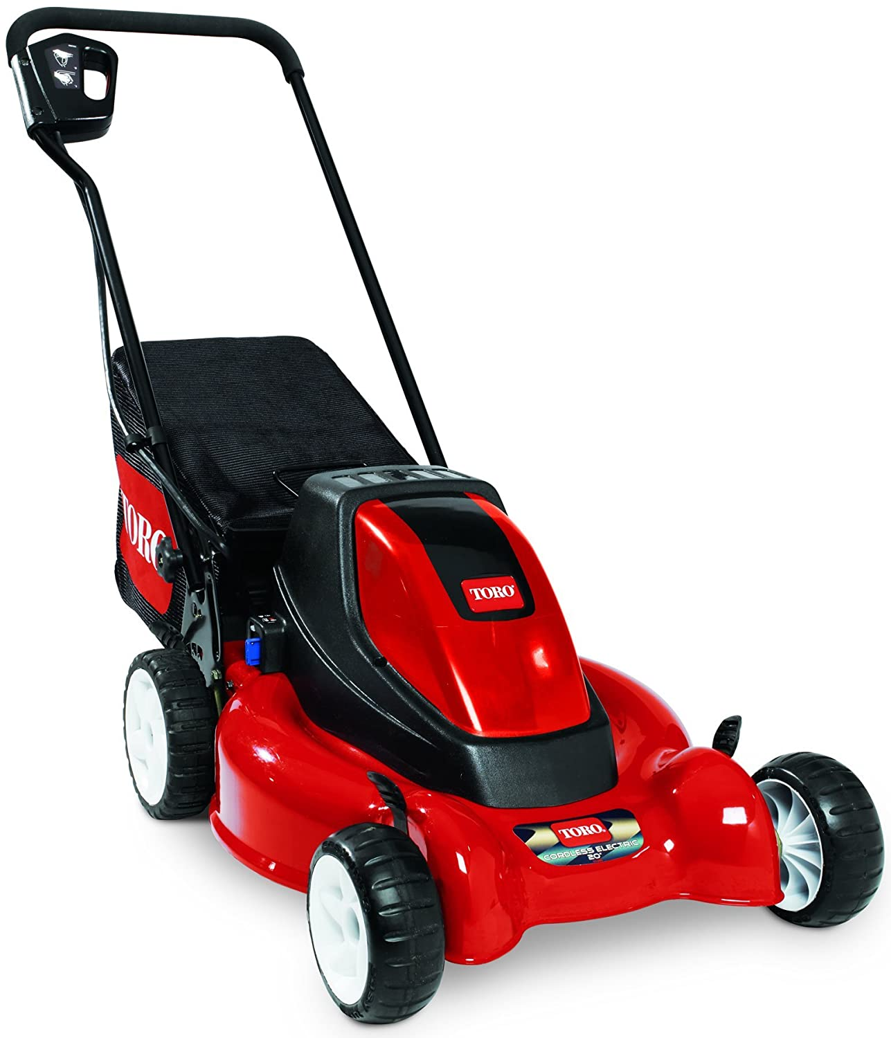 Amazon Toro e Cycler 20 Inch 36 Volt Cordless Electric