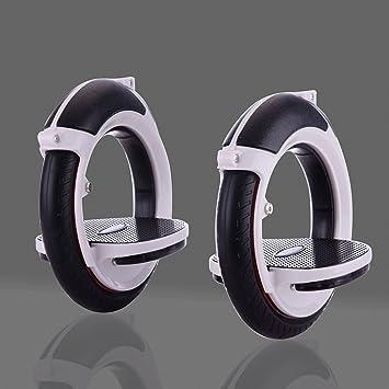 Amazon.com: Fabura - Monopatín de dos ruedas con ruedas de ...