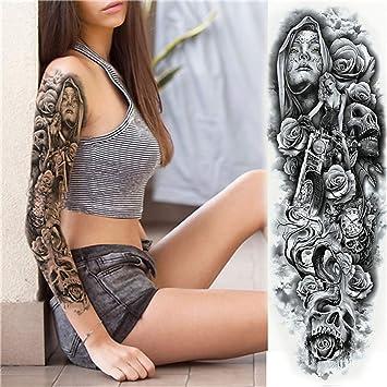 Tatuajes Temporales Estilo Calcomanía Brazo Los Tatuajes ...