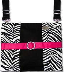 d6858909567 Zebra - Trendy, Functional Wheelchair/Power Chair/ Scooter/ CarryAll Bag