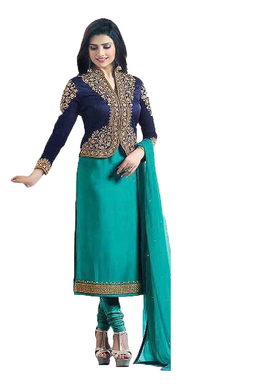 Amazon.com: Ready Made New Designer Koti Indian/Pakistani Fashion ...