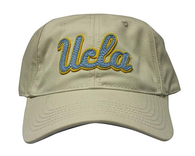 2bc3a0d41f67a7 ... france creation on demand california ucla bruins khaki buckle back  twill cotton dad hat 12ce5 e0ed0 ...