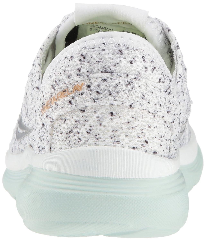 Saucony Women's Kineta Relay Running Shoe B078J15RZ2 9 M US|Bright White