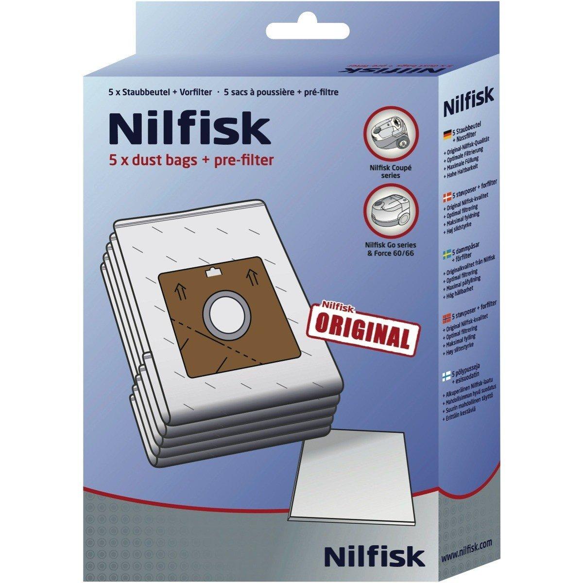 Amazon.com: Nilfisk 78600900 a 5 a Coupe parquet: Home & Kitchen