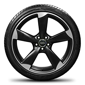 Audi 18 pulgadas Llantas A3 8P S3 8 V Rotor Llantas Neumáticos de verano Dunlop Verano ruedas nuevo: Amazon.es: Coche y moto