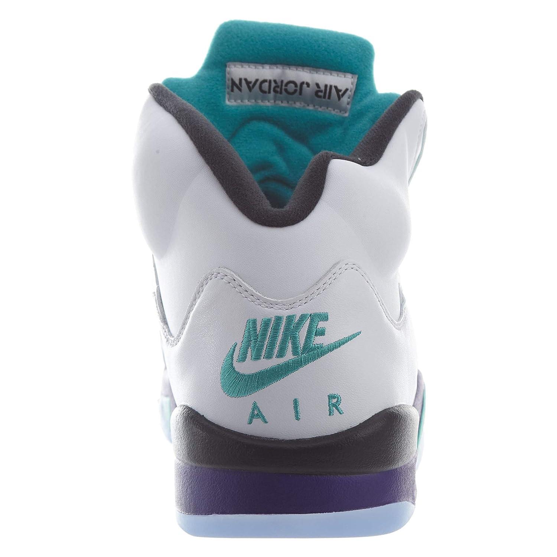 the best attitude a143f f5a9a Amazon.com   Jordan 5 Retro Grape Fresh Prince Mens   Basketball