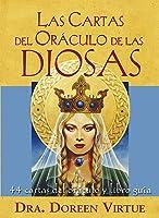 Las Cartas Del Oráculo De Las Diosas: 44 Cartas