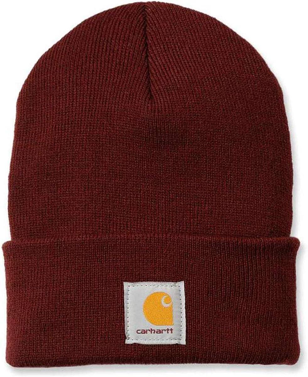 Carhartt Workwear A18 Acrilico Cappello Invernale Unisex da Uomo