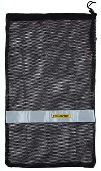 Amazon.com : U.S. Divers Mesh Bag : Diving Duffles : Sports & Outdoors