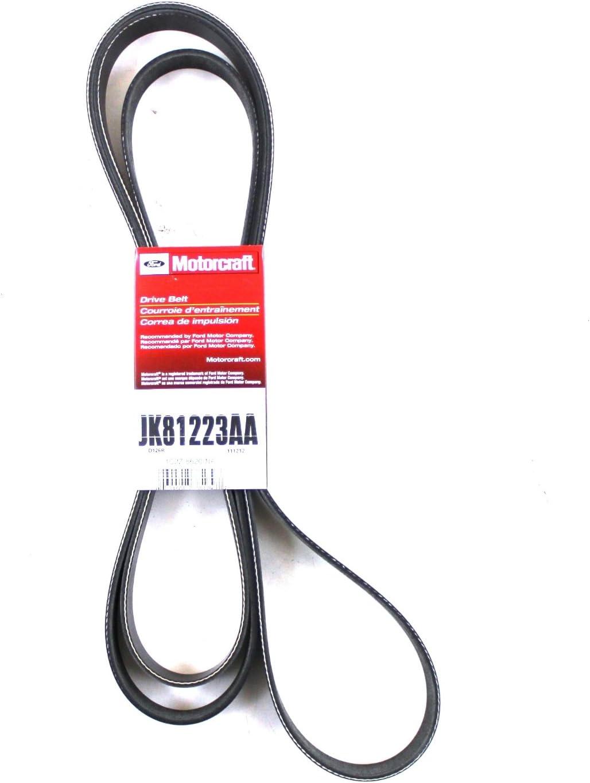 Motorcraft JK6893 V-Ribbed Belt