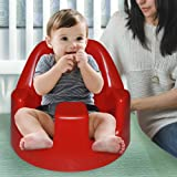 Megaseat Infant Floor Seat with Safety Belt, Ruby