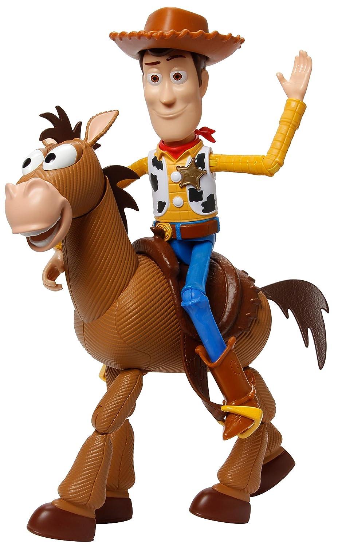 Mattel Disney Toy Story 4-Pack de Aventuras de Woody y Perdig/ón Multicolor Juguetes ni/ños 3 a/ños GDB91