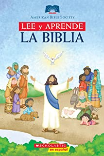 Amazon la biblia catolica para ninos spanish edition lee y aprende la biblia spanish language edition of read and learn bible fandeluxe Gallery