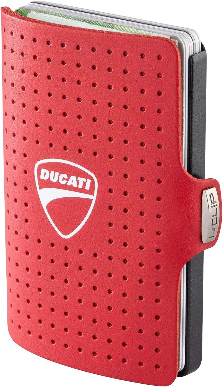 I-CLIP ® Cartera Ducati Rojo (Disponible En 2 Variantes)