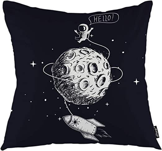MY pillow Travel Size Pillow Case Snaps avalilable Glitter Planets