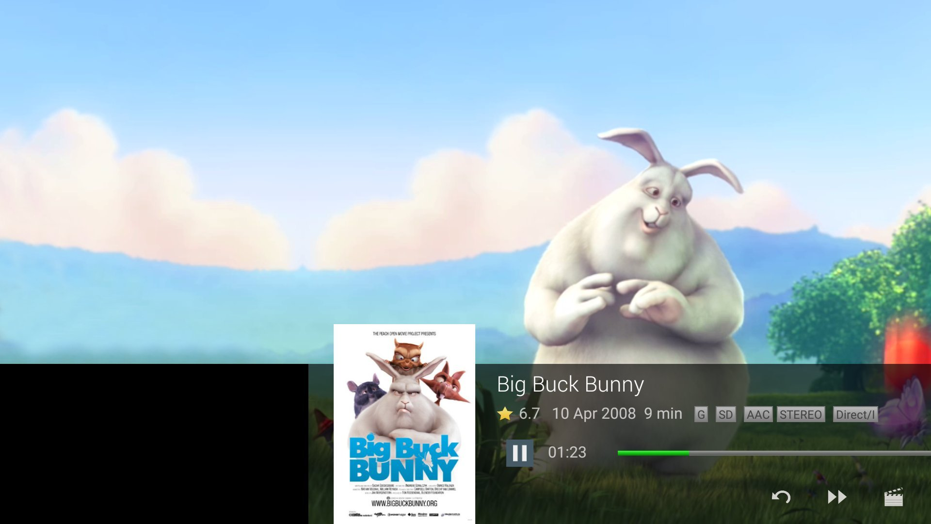 Emby for Fire TV - Import It All