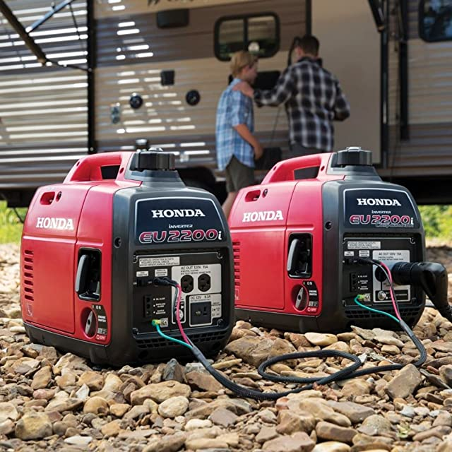 small generators for camping