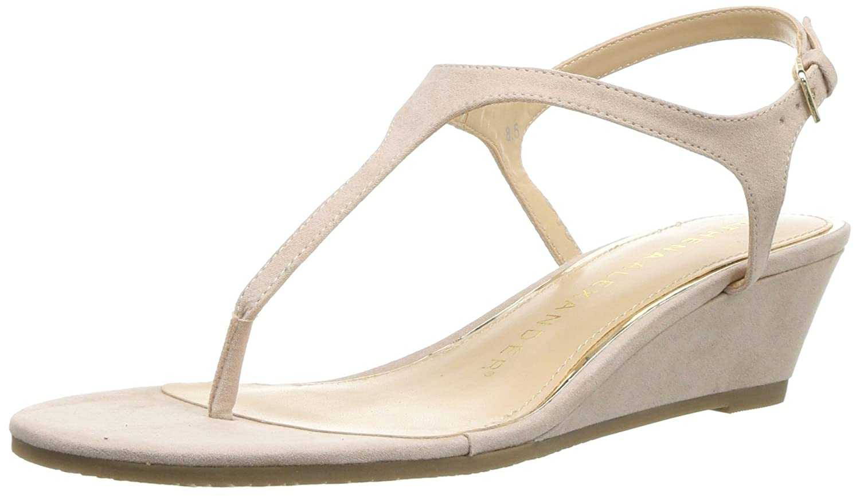 Athena Alexander Women's Linus Wedge Sandal B079HRZXNP 5 B(M) US|Blush
