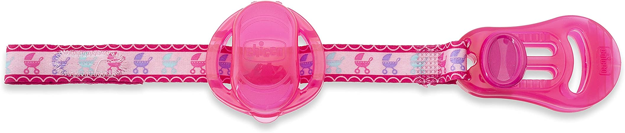 Chicco clip copritettina Porta succhietto porta ciuccio colore a scelta
