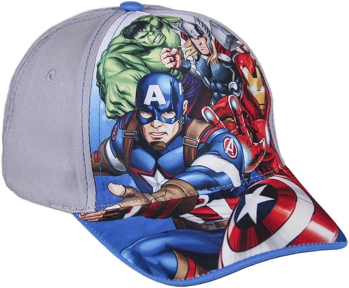 Regalo Compleanno Bambini Spiderman Cappellino Baseball Marvel Cappello con Visiera Bambino Berretto Bimbo Estivo Super Eroe Avengers Hulk Iron Man Thor Captain America