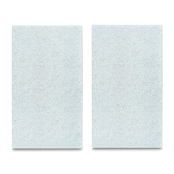 Amazon.com: Zeller Granite - Plato para estufa (2 piezas ...