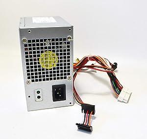 56DXG New Genuine OEM DELL Optiplex 3010 7010 9010 MT 275W Switching Power Supply Unit PSU L275AM-00 R8JX0 61J2N Precision T1650 (Renewed)