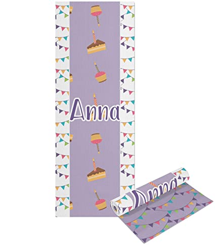 Amazon.com  RNK Shops Happy Birthday Yoga Mat , Printable