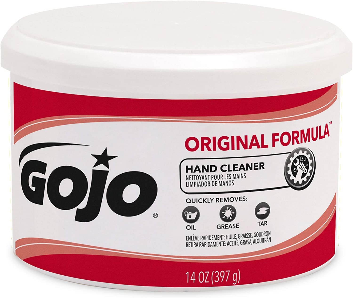 Best GOJO ORIGINAL Hand Cleaners For Mechanics