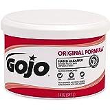 GOJO ORIGINAL FORMULA Hand Cleaner, Fragrance Free, 14 fl oz Crème-Style Hand Cleaner Canister 1109 (1 - 14fl oz…
