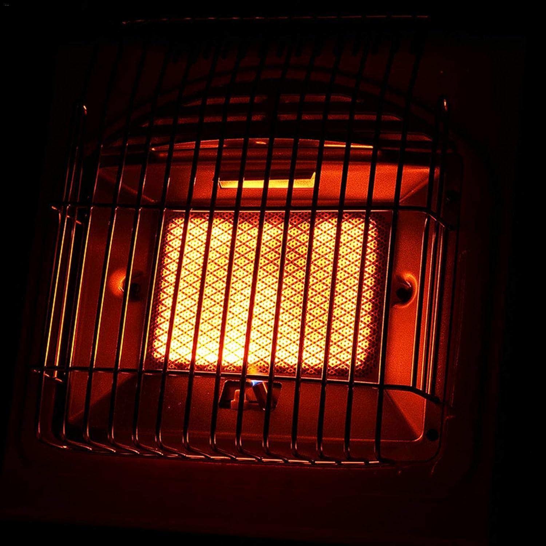 Rvest Tragbare Camping-Gas-Raumheizung Im Freien,Raumheizung Tragbare Gasheizung F/ür Campingzelte Im Freien,Mehrzweck-Zeltheizung Tragbare Camping-Herdheizung F/ür Camping-Wanderungen