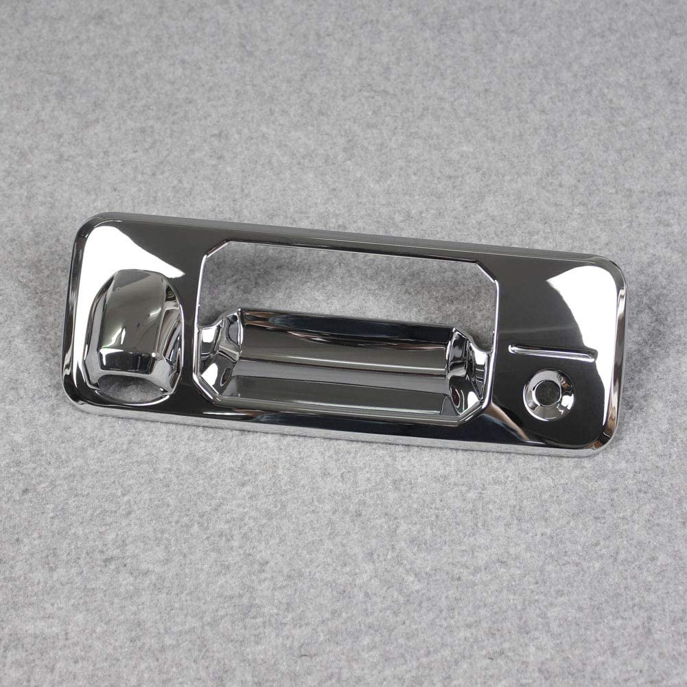 Beautost Fit For Toyota Tacoma 2015 2016 2017 2018 2019 2020 Chrome Rear Door Bowl Handle Cover Trim