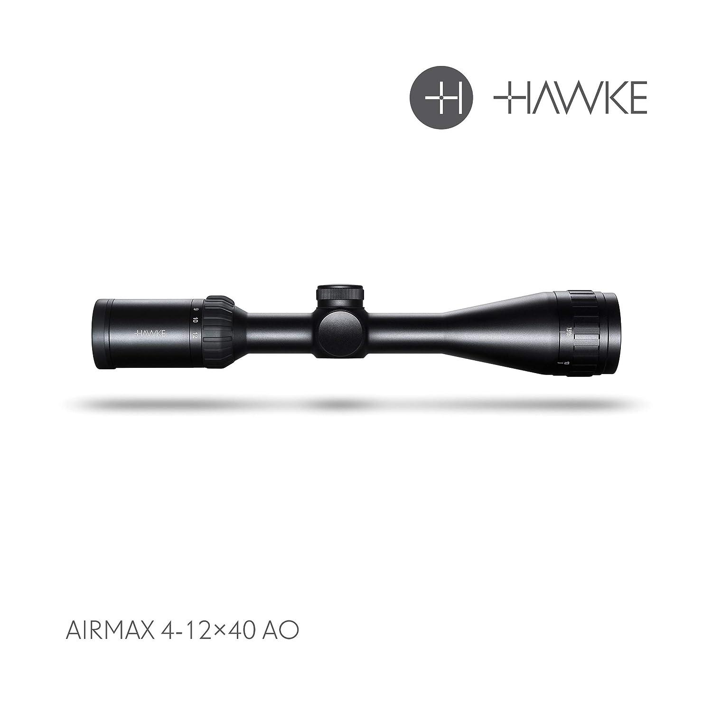 Hawke Airmax 4-12x40AO AMX Riflescope 13130