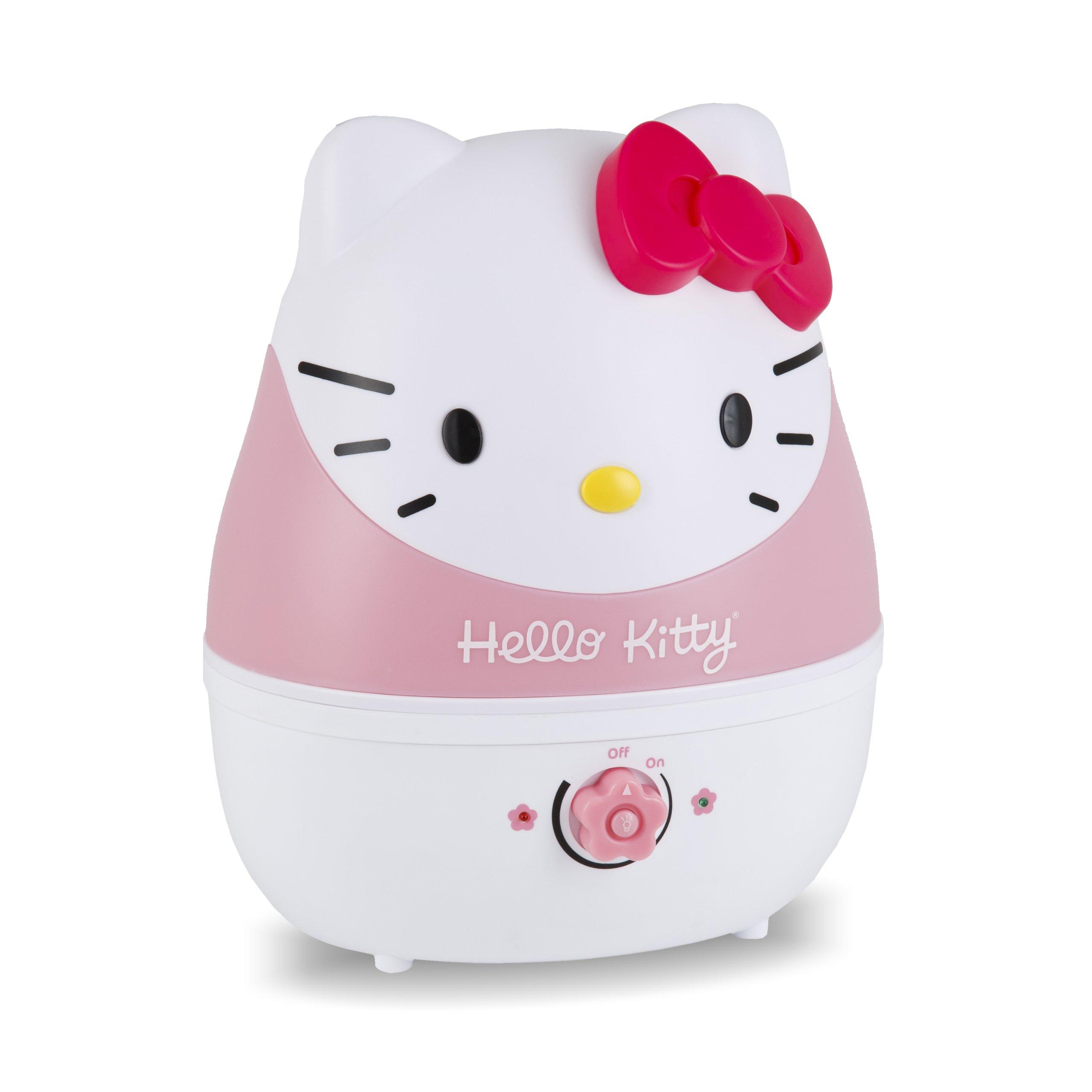 Crane USA Cool Mist Humidifiers for Kids, Hello Kitty