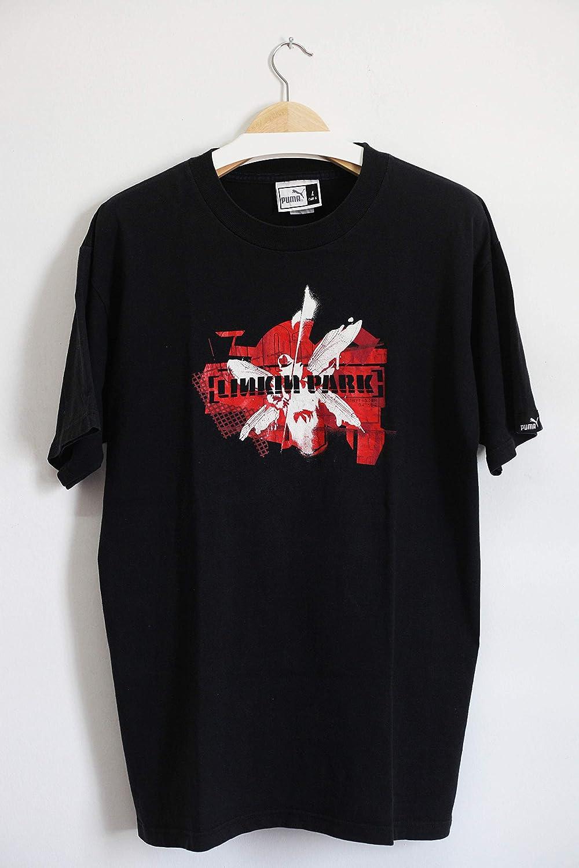 Amazon Com Vintage 00s Puma Linkin Park Hybrid Theory